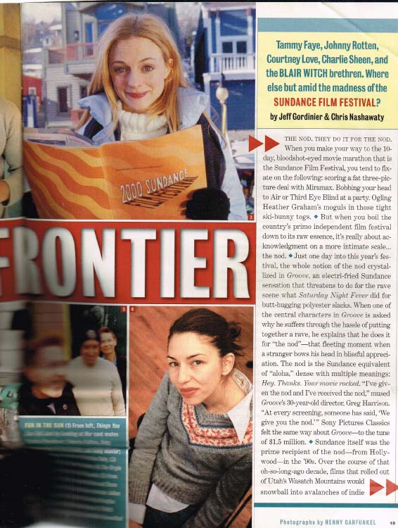 ENTERTAINMENT WEEKLY- Girl Fight featuring Douglas Santiago