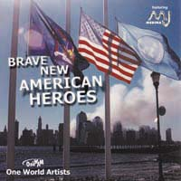 BRAVE NEW AMERICAN HEROES CD COVER